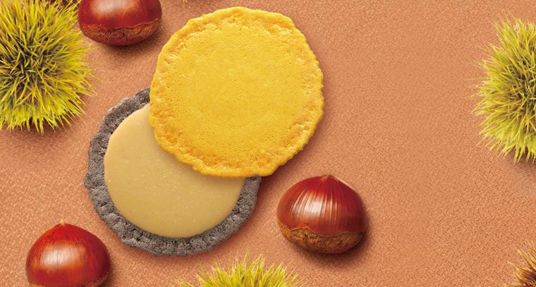 秋のチーズサンド